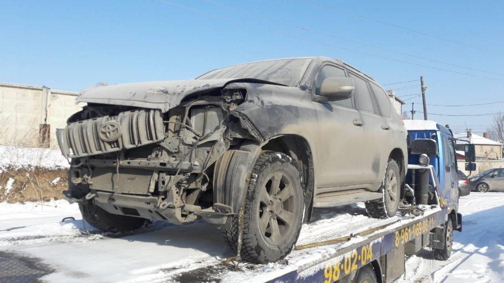 Выкуп битых, аварийных авто после ДТП вНовоаннинскомрайоне